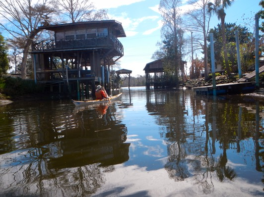 Suwannee to Cat Island  - 04