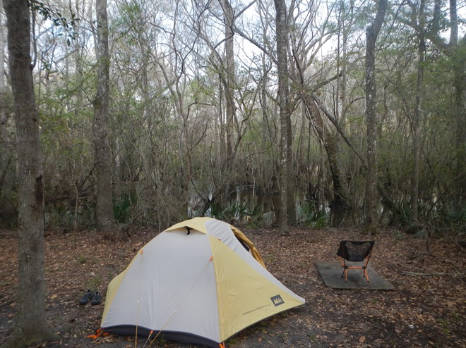 Ochlockonee River 3/18/13 - 19