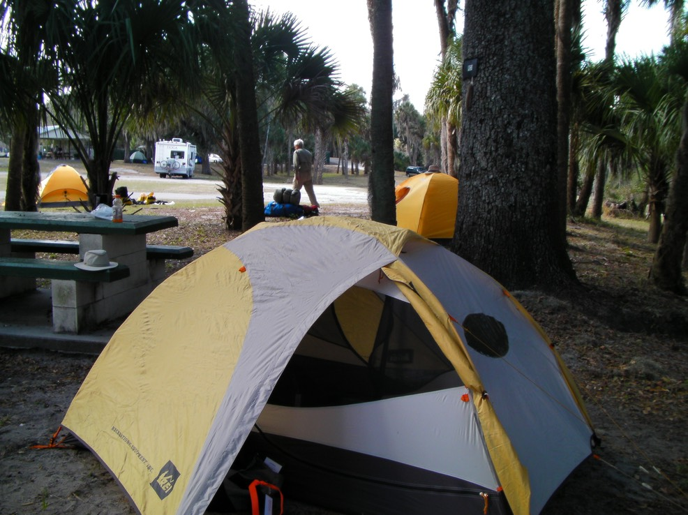 My old friend The original REI Half Dome Tent. & The New REI Half Dome 2 Plus Tent | YackMan.com Serving the ...