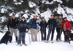 The Snow Shoe Gang
